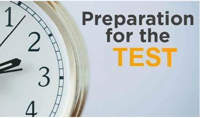 Test Preparations